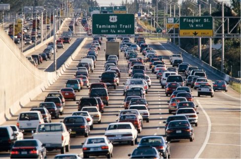 Worst-Traffic-In-US